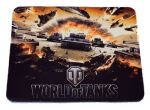 Коврик для мыши SteelSeries QcK LE World of Tanks