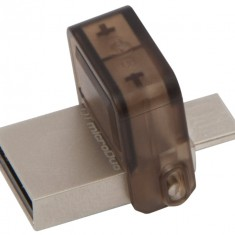 Накопитель Flash USB drive KINGSTON Data Traveler microDuo 32Gb RET brown [DTDUO/32GB] - 128d.jpg