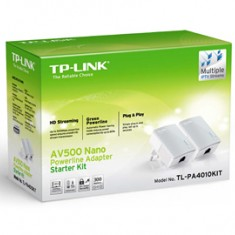 TP-Link Адаптер Powerline Ethernet TL-PA4010KIT, 500 Мбит/с, Fast Ethernet, 2 шт в комплекте - 2w9.jpg
