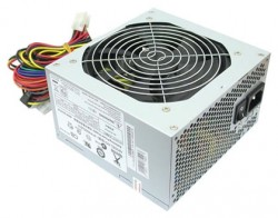Блок питания INWIN POWER MAN 450W (IP-S450HQ7-0) (ATX2.2, 20+4pin) 12cm Fan 230V ATX, OEM