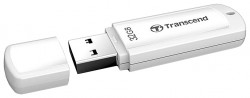 Накопитель Flash USB drive Transcend JetFlash 370 32Gb белый