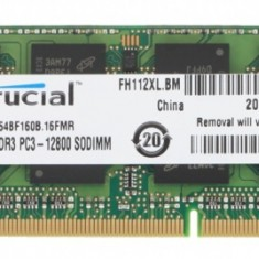 Модуль памяти SO-DIMM DDR3 Crucial 4GB 1600MHz [CT51264BF160BJ] CL11OEM  - 4tw.jpg