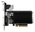 Видеокарта PALIT GeForce GT730 / 2GB DDR3 64BIT / NEAT7300HD46-2080H / RTL