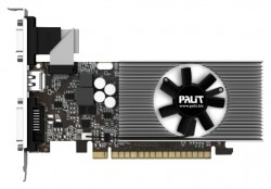 Видеокарта PALIT GeForce GT740 / 2GB DDR3 128BIT / NEAT7400HD41-1070F / RTL