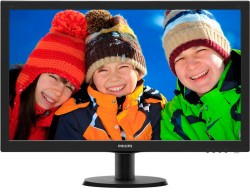 "Монитор PHILIPS 27"" 273V5LSB/00(01) Чёрный"