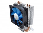 Кулер DEEPCOOL ICE EDGE Mini FS V2.0 S1150/S1155/S1156/S775/AM2/AM2+/AM3/FM1 (54шт/кор, TDP 95W, 2 Heat-Pipe прямого контакта ) RET