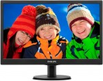 "Монитор PHILIPS 19.5"" 203V5LSB26/62(10) Чёрный"