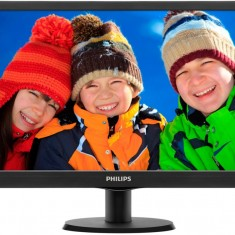 "Монитор PHILIPS 19.5"" 203V5LSB26/62(10) Чёрный -"