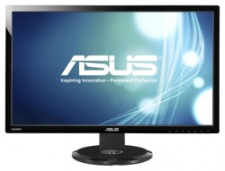 "Мониторы / 27"" / Asus / VG278HE LED 3D / 16:9 / 2ms / VGA + DVI + HDMI / LED 3D / 1000:1 / Multimedia / 1920x1080 / 300 кд/м2 / Черный"