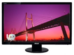 "Мониторы / 27"" / Asus / VE278H LED / 16:9 / 2ms / VGA + HDMI / LED / 1200:1 / Multimedia / 1920x1080 / 300 кд/м2 / Черный"