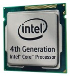 Процессор Intel® Core™ i5-4670  (3.4-3.8 Ghz,6Mb,84W,Quad Core,Haswell,22nm,графическое ядро HD4600)  LGA1150
