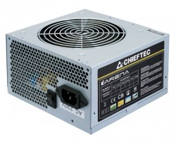 Блок питания Chieftec IArena GPA-500S8 (ATX 2.3, 500W, 80 PLUS, Active PFC, 120mm fan) OEM