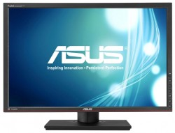 "Мониторы / 24.1"" / Asus / PA249Q LED (IPS) / 16:10 / 6ms / VGA + DVI + HDMI / LED / 1000:1 / 1920x1200 / 350 кд/м2 / USB-хаб на 4 порта / Pivot; Swivel; Height adjustment / Черный"