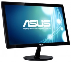 "Мониторы / 19.5"" / Asus / VS207D LED (Bad Pack) / 16:9 / 5ms / VGA / LED / 1000:1 / 1600x900 / 250 кд/м2 / Черный / Bad Pack"