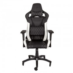 Игровое кресло Corsair Gaming T1 RACE Black/White