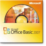 Microsoft Office 2007 Basic [S55-02293]