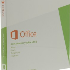 Microsoft Office 2013 Home and Student (x32/x64) BOX [79G-03740] -