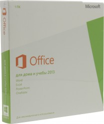 Microsoft Office 2013 Home and Student (x32/x64) BOX [79G-03740]