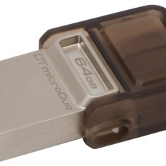 Накопитель Flash USB drive KINGSTON Data Traveler microDuo 64Gb RET brown [DTDUO/64GB]  - 1337.jpg