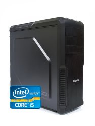 Игровой компьютер M-16 Intel i5-8400 2.8-4.0 GHz - 6 Core / 8GB DDR4 / 1000Gb HDD / GeForce GTX 1050Ti 4GB / H310M /Zalman Case 600W / Гарантия 3 года