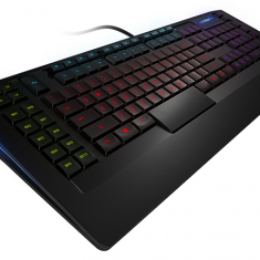 Клавиатура Steelseries APEX USB Multimedia Gamer LED чёрный -