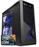 Игровой компьютер Град Intel i7-8700 3.2 - 4.6GHz - 6 Core / 16GB DDR4 / 1000GB HDD / 120GB SSD / GeForce GTX1080Тi 11GB / B360M / 700W /  Гарантия 3 года