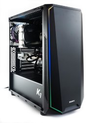 Игровой компьютер Анаконда 2.0 Intel i7-8700 3.2 GHz - 6 Core / 8GB DDR4 / 1000GB HDD / 120GB SSD / GeForce RTX2070 8GB / B360M / Zalman Case 700W / Гарантия 3 года