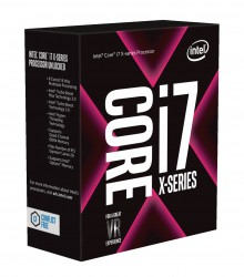Intel Core i7 7820X 3.6-4.3 GHz 8 Core