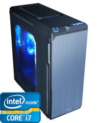 Компьютер для графики А. Премьер Intel i9-9820X 3.3-4.1 GHz - 10 ядер / 32GB DDR4 / 2000GB HDD / 240GB SSD / Quadro P4000 8GB / X299 / Zalman Z9 NEO 700W / Гарантия 3 года