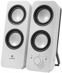 Колонки Logitech Z-200 Speakers snow white