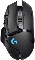 Мышь Logitech Mouse G502 Lighspeed Wireless Gaming 910-005567