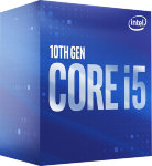 Intel Core i5 10400F 2.9-4.3 GHz 6 Core 12 Threads