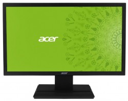"Мониторы  19.5"" Acer  V206HQLBb / LED / 16:9 / 1600x900 / 5ms / 200 cd/m2 / 100M:1 / Черный"