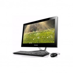 "Моноблок Lenovo IdeaCentre C340 black 20"" HD+/i3-3240 (3.4)/4GB/500MB/GF 615M 2GB/DVDRW/WiFi/Cam/Keyboard+Mouse(USB)/Win8 (57316115)"