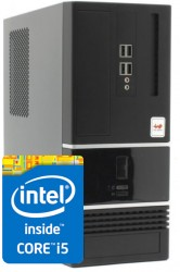 Мини-компьютер Проектировщик  Intel i5 7500 3.4 GHz - 4 Core / 16GB DDR4 / 120GB SSD / 1000GB HDD  / H110 / InWin 300W / Гарантия 3 года