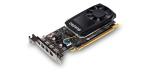 NVIDIA Quadro P1000 PCI-E 3.0, 4GB, 4xMini DisplayPort