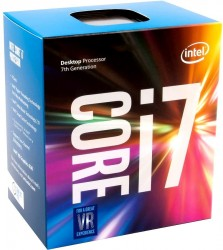 Intel Core i7 7700K 4.2GHz 4 Core