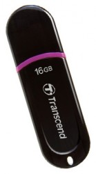 Накопитель Flash USB drive Transcend JetFlash 300 16Gb black