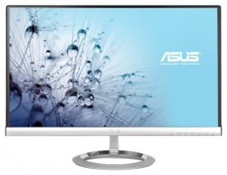 "Мониторы / 23"" / Asus / MX239H LED (IPS) / 16:9 / 5ms / VGA + HDMI / LED / 1000:1 / Multimedia / 1920x1080 / 250 кд/м2 / Серебристо-черный"
