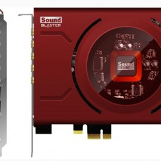 Звуковая карта Creative PCI-E Sound Blaster Z -