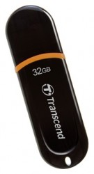 Накопитель Flash USB drive Transcend JetFlash 300 32Gb black