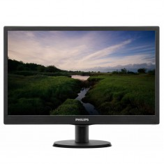 "Монитор PHILIPS 18.5"" 193V5LSB2/10(62) Чёрный -"