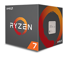 AMD Ryzen 7 1700 3 GHz 8 Core -