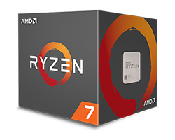 AMD Ryzen 7 1700 3 GHz 8 Core