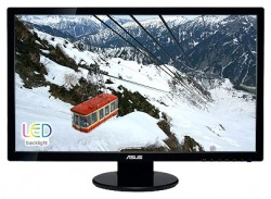 "Мониторы / 27"" / Asus / VE278N LED / 16:9 / 5ms / VGA + DVI / LED / 1200:1 / 1920x1080 / 300 кд/м2 / Черный"
