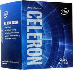 Intel Celeron G3900 2.8 GHz 2 Core