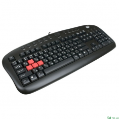 Клавиатура A4 KB-28G-1 серый/черный USB Multimedia Gamer - 38.png