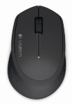Мышь Logitech Mouse M280 Black Wireless (910-004291)