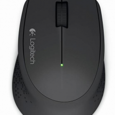 Мышь Logitech Mouse M280 Black Wireless (910-004291) -