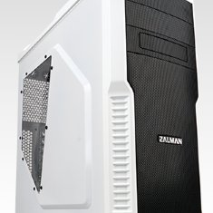 Zalman Z3 Plus White -